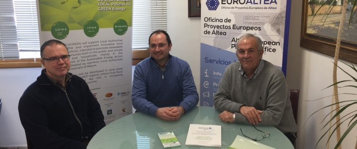 Moving towards a green local taxation system in the pilot municipality of Altea (Comunitat Valenciana)