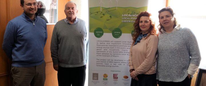 Advances in green fiscal policies in the pilot municipality of L'Alfàs del Pi (Comunitat Valenciana)
