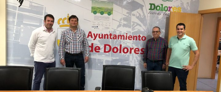 Working with the pilot municipality of Dolores (Comunitat Valenciana)